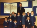 Martin Visits Junior School 2000